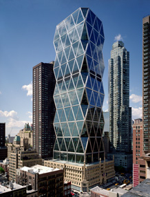 Hearst Headquarters, photo: Chuck Choi