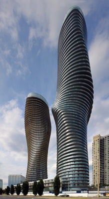 The Absolute World Towers © Foto: Tom Arban