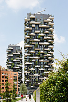 Bosco Verticale © photo: Kirsten Bucher