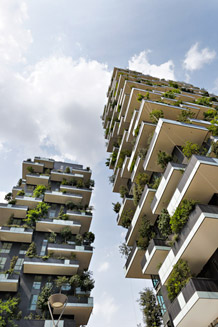Bosco Verticale, © photo: Kirsten Bucher